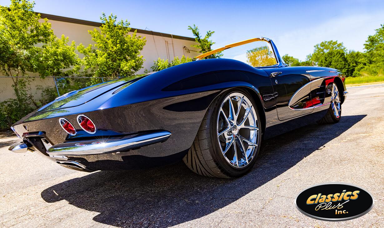 61 Corvette Convertible